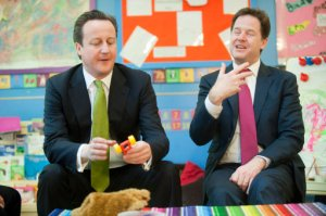 Families boosted by childcare move