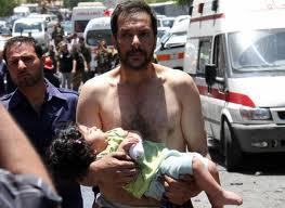 Syria Man & Child!!!
